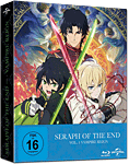 Seraph of the End Vol. 1 - Limited Premium Edition Blu-ray (2 Discs)