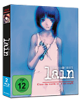 Serial Experiments Lain - Gesamtausgabe Blu-ray (2 Discs) (Anime Blu-ray)