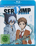 Servamp Vol. 1 Blu-ray