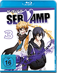 Servamp Vol. 3 Blu-ray (Anime Blu-ray)