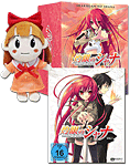 Shakugan no Shana Vol. 1 - Steel Edition (inkl. Schuber) Blu-ray
