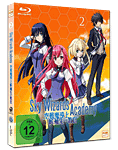 Sky Wizards Academy Vol. 2 Blu-ray