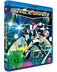 Space Dandy Vol. 3 Blu-ray