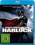 Space Pirate Captain Harlock Blu-ray