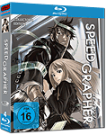 Speedgrapher - Collector's Edition Blu-ray (4 Discs)