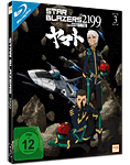 Star Blazers 2199: Space Battleship Yamato Vol. 3 Blu-ray