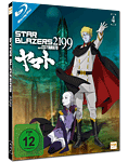 Star Blazers 2199: Space Battleship Yamato Vol. 4 Blu-ray