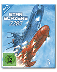 Star Blazers 2202: Space Battleship Yamato Vol. 3 Blu-ray