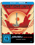 Starship Troopers: Traitor of Mars - Steelbook Edition Blu-ray (Anime Blu-ray)