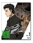 Steins;Gate 0 Vol. 1 Blu-ray