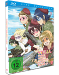 Stella Women's Academy Vol. 1 Blu-ray