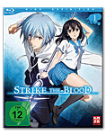 Strike the Blood Vol. 1 Blu-ray