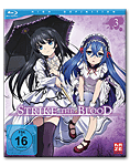 Strike the Blood Vol. 3 Blu-ray