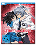 Strike the Blood Vol. 4 Blu-ray (Anime Blu-ray)