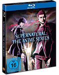 Supernatural: The Anime Series Blu-ray (2 Discs)