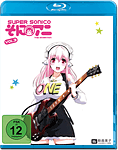 Super Sonico Vol. 3 Blu-ray