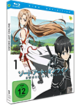 Sword Art Online Vol. 1 Blu-ray (Anime Blu-ray)