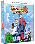 Tales of Symphonia - Limited Special Edition Blu-ray (4 Discs)