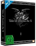 Tales of Zestiria the X: Staffel 1 - Limited Edition Blu-ray (3 Discs) (Anime Blu-ray)