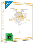 Tales of Zestiria the X: Staffel 2 - Limited Edition Blu-ray (3 Discs)