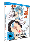 Testament of Sister New Devil Vol. 2 Blu-ray