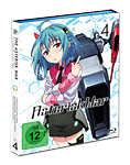 The Asterisk War Vol. 4 Blu-ray