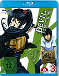 The Devil is a Part-Timer! Vol. 3 Blu-ray