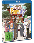 The Eccentric Family Vol. 1 Blu-ray