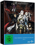 The Heroic Legend of Arslan Vol. 1 - Limited Premium Edition Blu-ray (2 Discs) (Anime Blu-ray)