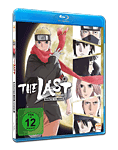 The Last: Naruto the Movie Blu-ray