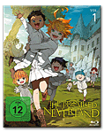 The Promised Neverland Vol. 1 Blu-ray