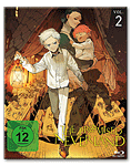 The Promised Neverland Vol. 2 Blu-ray