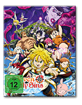 The Seven Deadly Sins: Prisoners of the Sky Blu-ray