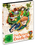 The Seven Deadly Sins Vol. 3 Blu-ray