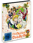 The Seven Deadly Sins Vol. 4 Blu-ray
