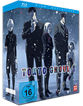 Tokyo Ghoul Root A Vol. 1 - Limited Edition Blu-ray (inkl. Schuber)