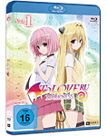 To Love Ru: Darkness Vol. 1 Blu-ray (Anime Blu-ray)