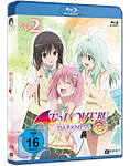 To Love Ru: Darkness Vol. 2 Blu-ray (Anime Blu-ray)
