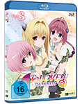 To Love Ru: Darkness Vol. 3 Blu-ray