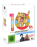 Toradora! - 10th Anniversary Edition Blu-ray (5 Discs)
