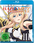 Undefeated Bahamut Chronicle Vol. 3 Blu-ray