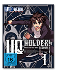 UQ Holder! Vol. 1 Blu-ray