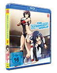 Wanna be the Strongest in the World Vol. 2 Blu-ray