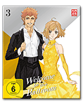 Welcome to the Ballroom Vol. 3 Blu-ray