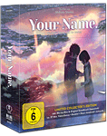 Your Name.: Gestern, heute und für immer - Limited Collector's Edition Blu-ray (Anime Blu-ray)
