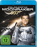 James Bond 007: Moonraker Blu-ray