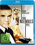 James Bond 007: Sag niemals nie Blu-ray