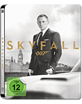 James Bond 007: Skyfall - Steelbook Edition Blu-ray