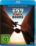 127 Hours Blu-ray (Blu-ray & DVD)