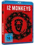 12 Monkeys: Staffel 1 Blu-ray (3 Discs)